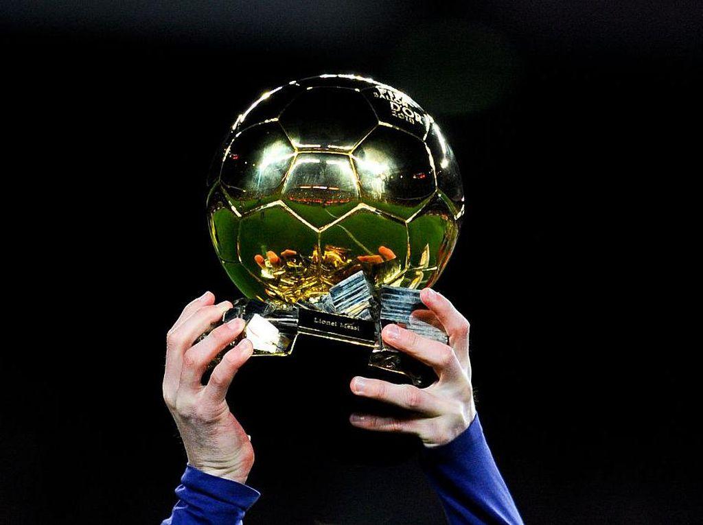 5 Pemain yang Pantas Meraih Ballon dOr Menurut Ronaldo