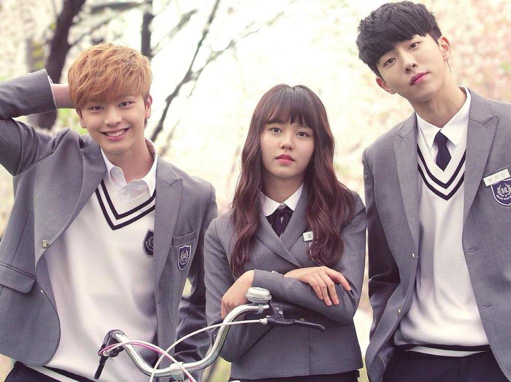 Rekomendasi Drama Korea Anak Sekolah Terbaik untuk Tontonan Akhir Pekan