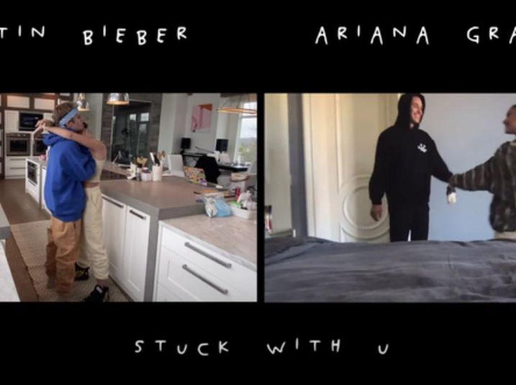 Ultah Ke-27, Ariana Grande Unggah Foto Bareng Kekasih