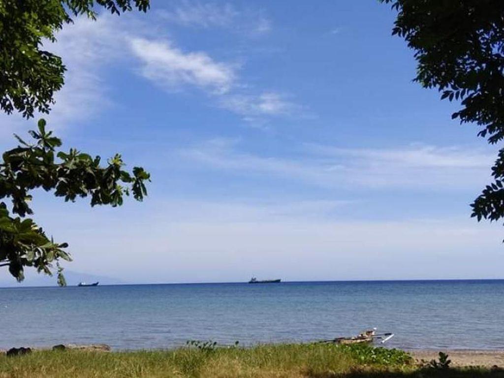 Keindahan Pantai Kebanggaan Warga Dili