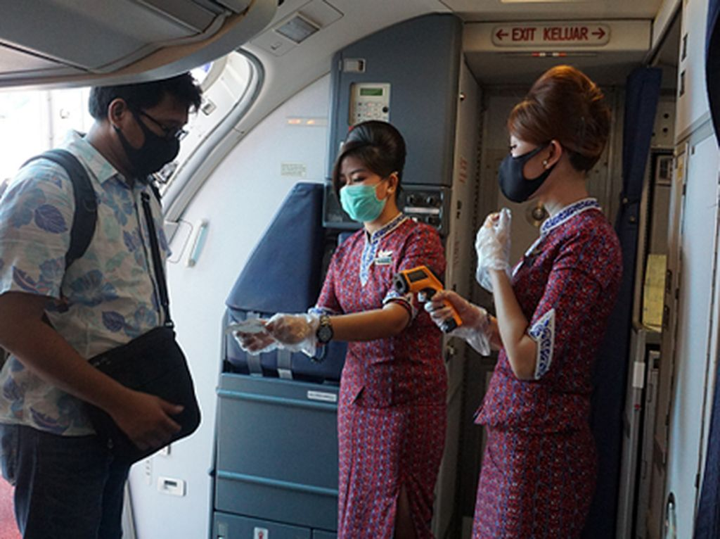 Pramugari Kena Macet ke Bandara Soetta, Lion Air Pakai Kru Cadangan