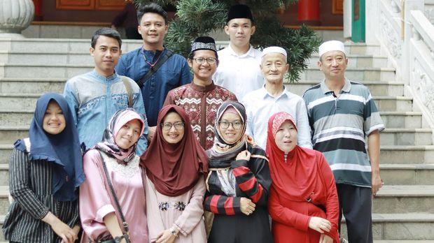 PPI Kunming bersama Muslim suku Hui