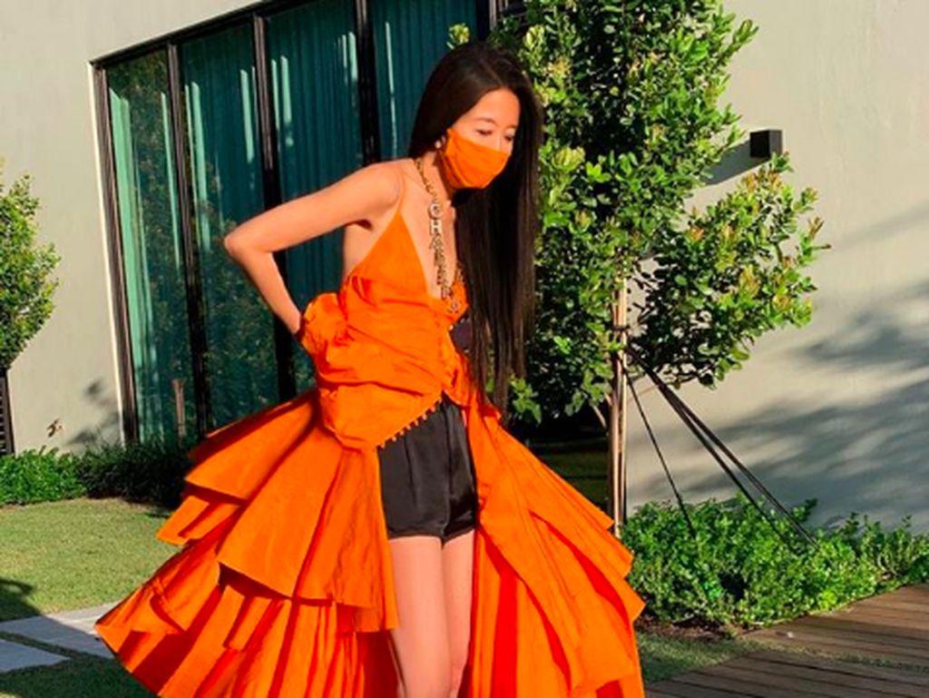 Vera Wang di Usia 70 Tahun Masih Awet Muda, Ini Profilnya!