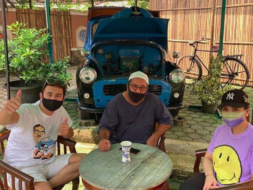 Raffi Ngebet Tukar Oplet dengan Rolls Royce, Andre Taulany Bersuara