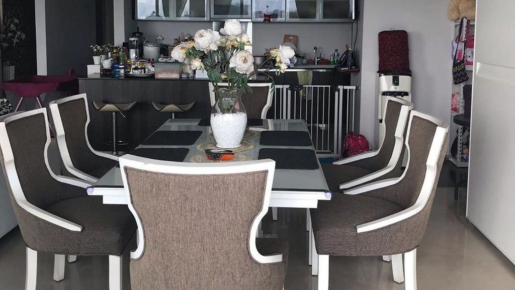 Foto: Mengintip Apartemen Mewah Venna Melinda yang Dijual Rp 5,3 Miliar