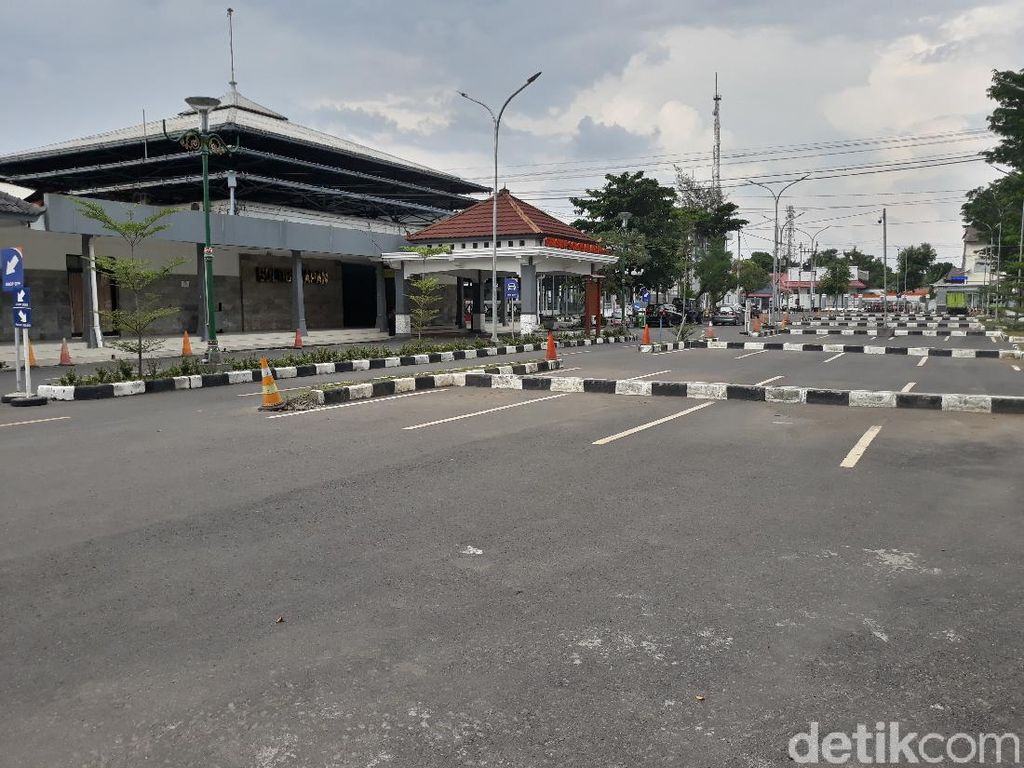KA Luar Biasa Besok Operasi, Stasiun Balapan Solo Sudah Siap?