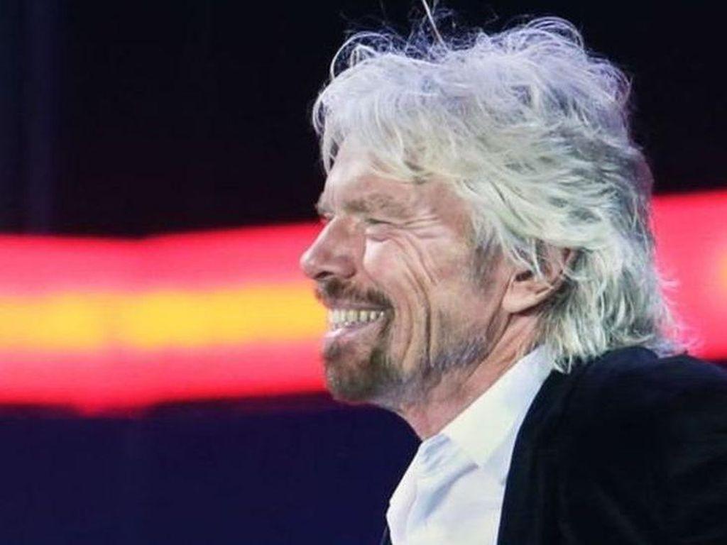 Miliarder Richard Branson Jaminkan Pulau Pribadinya untuk Cari Pinjaman
