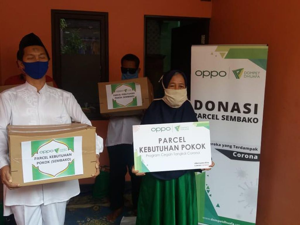 Terkumpul Rp 75 Juta, OPPO Siap Salurkan Donasi Hasil Lelang