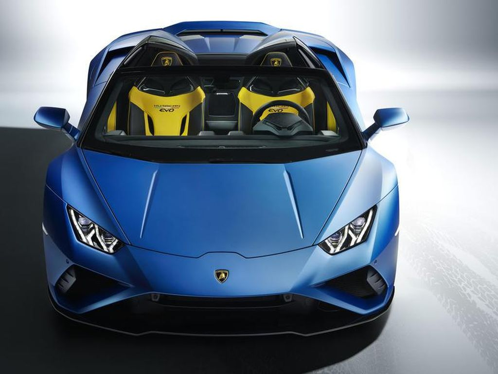 Bangkit dari Corona, Lamborghini Langsung Luncurkan Huracan Versi RWD Spyder