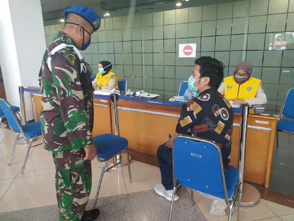 Penumpang Pesawat di Bandara Juanda Wajib Punya Surat Negatif COVID-19