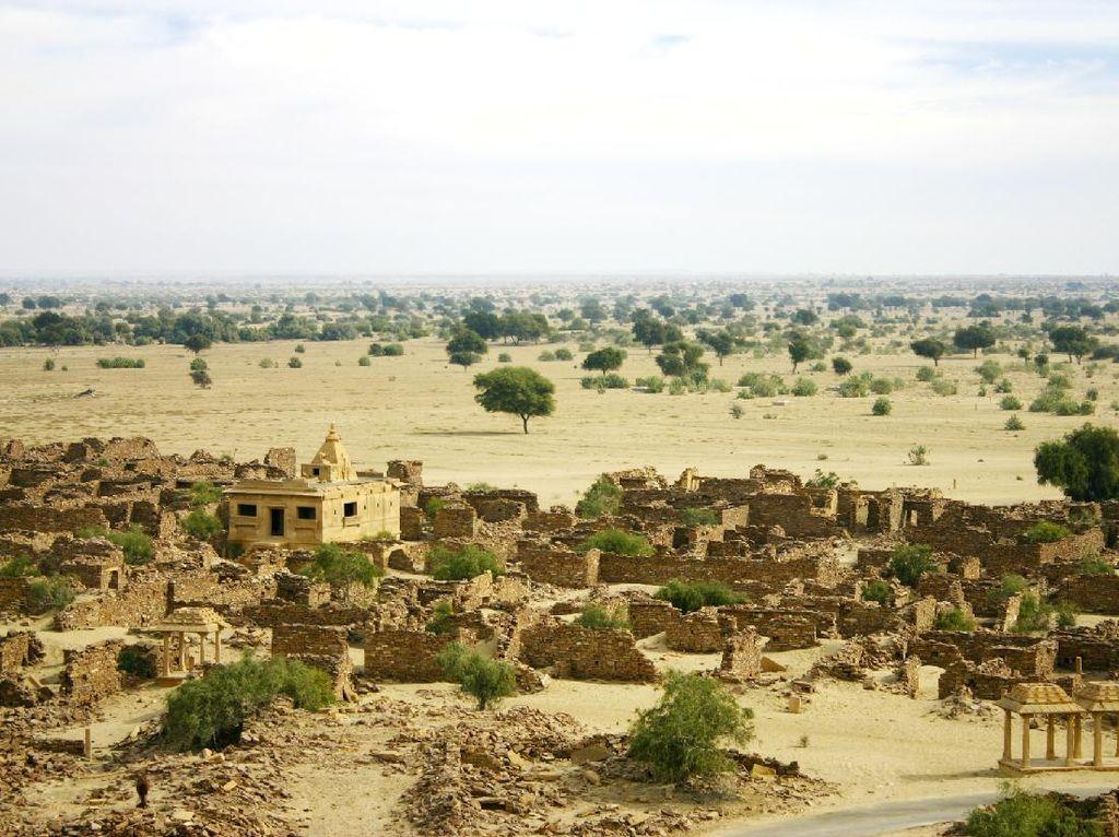 Kuldhara, Kota Hantu Tempat Jiwa-jiwa Beristirahat