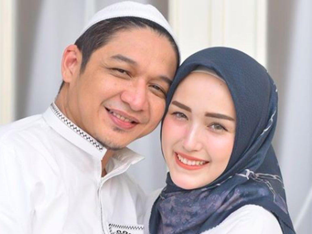 Pasha Ungu Dikuatkan Istri Usai Gagal Jadi Calon Wakil Gubernur Sulteng