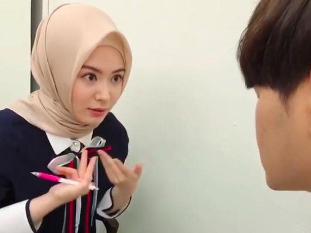 Ayana Moon Bikin Netizen Indonesia Terketuk Lebih Istiqomah