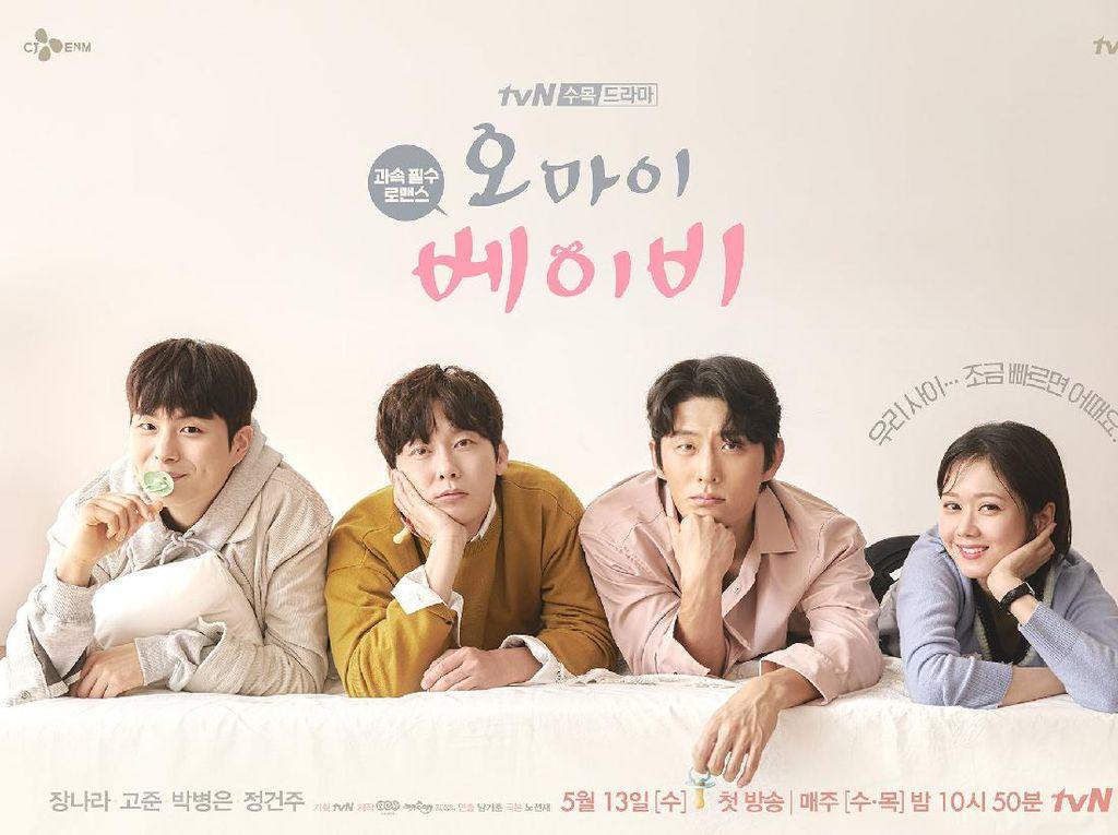 Jadwal Drama Korea yang Akan Tayang Minggu Ini
