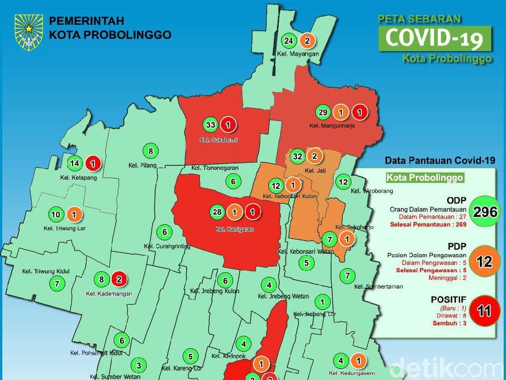 Dokter Kandungan di Kota Probolinggo Positif Corona, Diduga Tertular Pasien