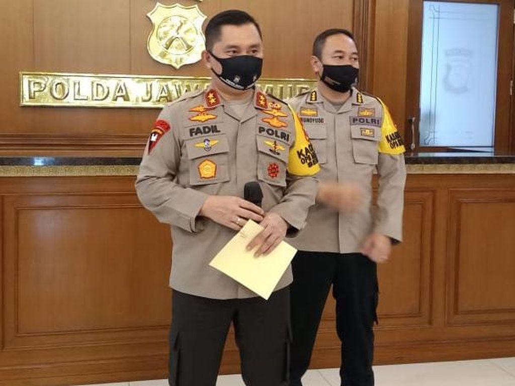 PSBB Surabaya Raya Jilid 2, Kapolda Baru Prioritaskan Tekan Penularan COVID-19