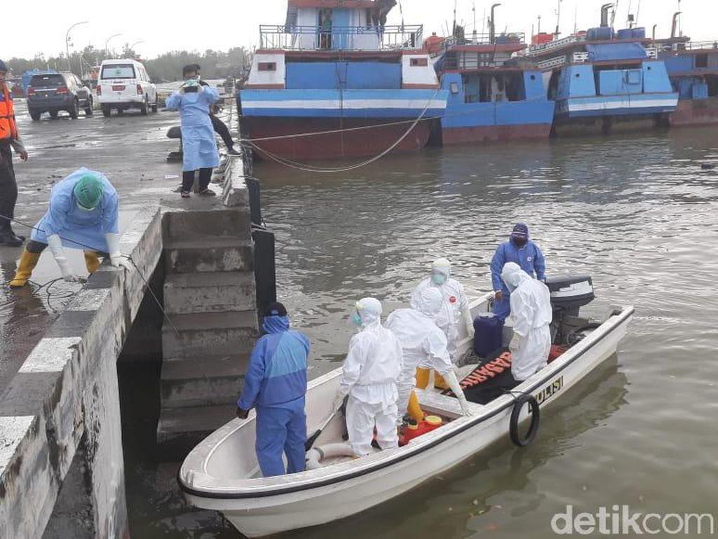 Diduga Sakit, ABK Meninggal di Atas Kapal Saat Berlayar di Perairan Arafuru
