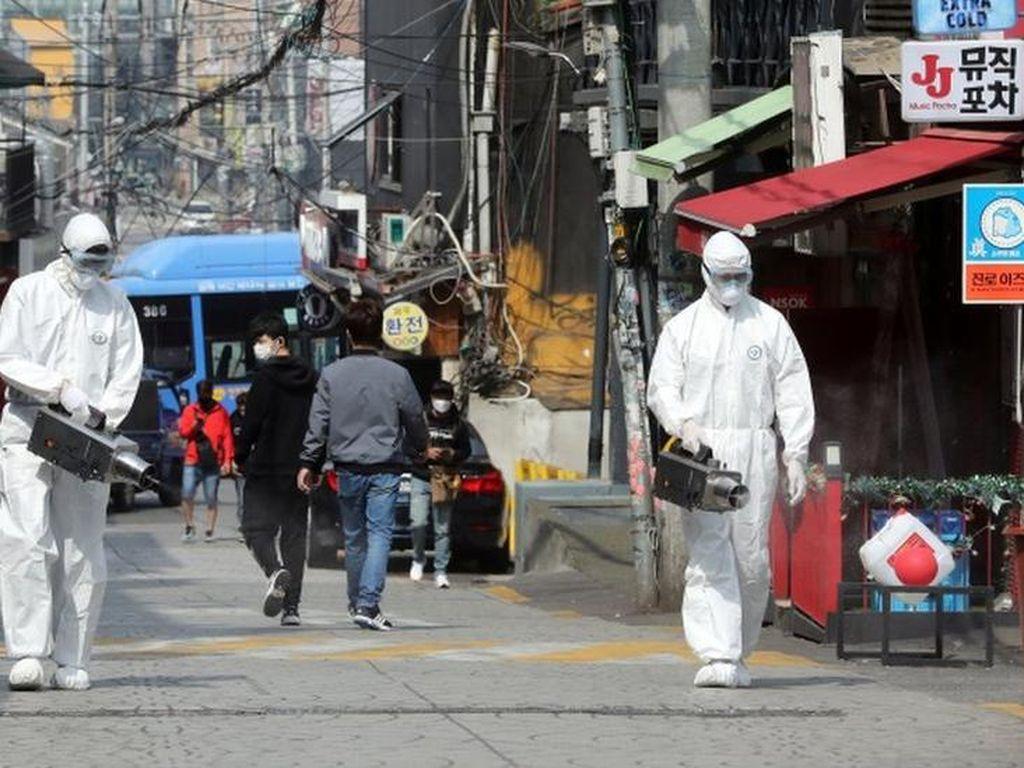 Korea Selatan Dihantui Gelombang Keempat Virus Corona!