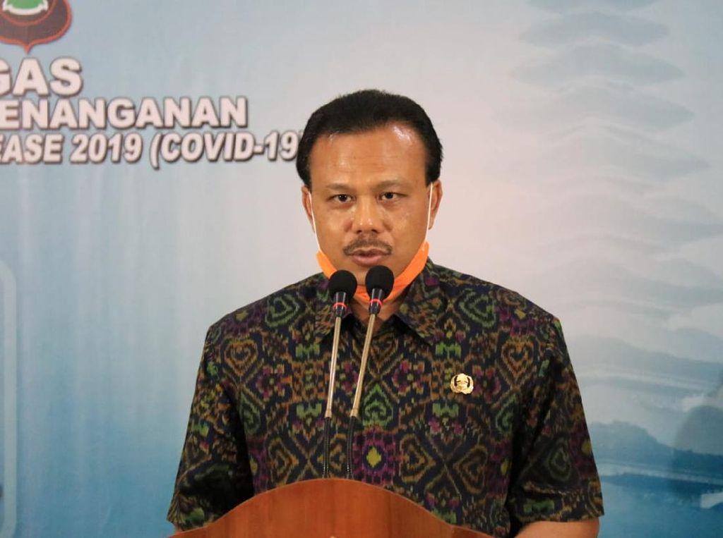 TKI yang Tiba di Bali Sebelum 22 Maret 2020 Didata Ulang untuk Rapid Test