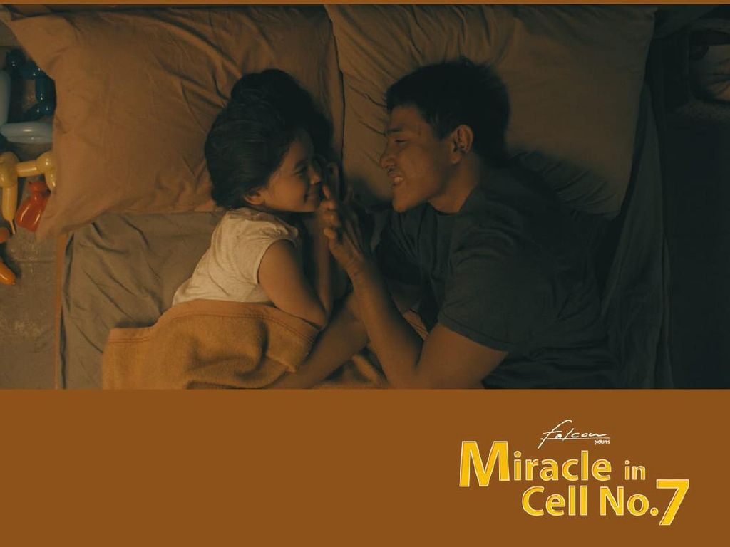 Syuting Miracle in Cell No. 7, Vino G. Bastian Didampingi Psikolog