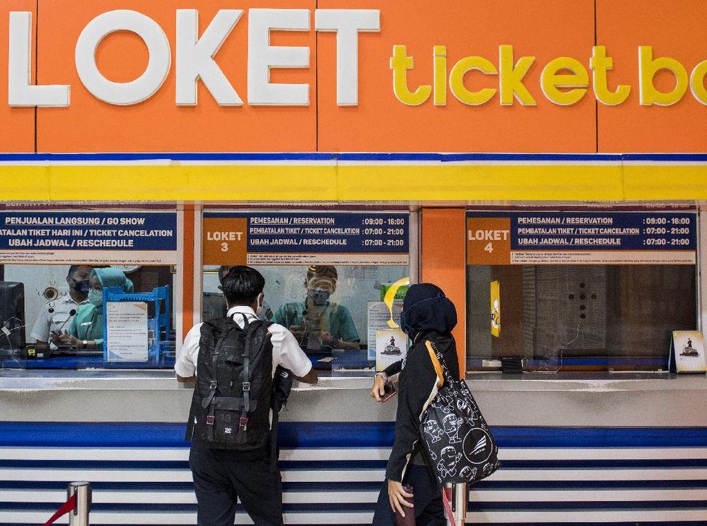 Tiket Kereta Jarak Jauh Jakarta Baru Bisa Dipesan Sampai Jadwal 30 April