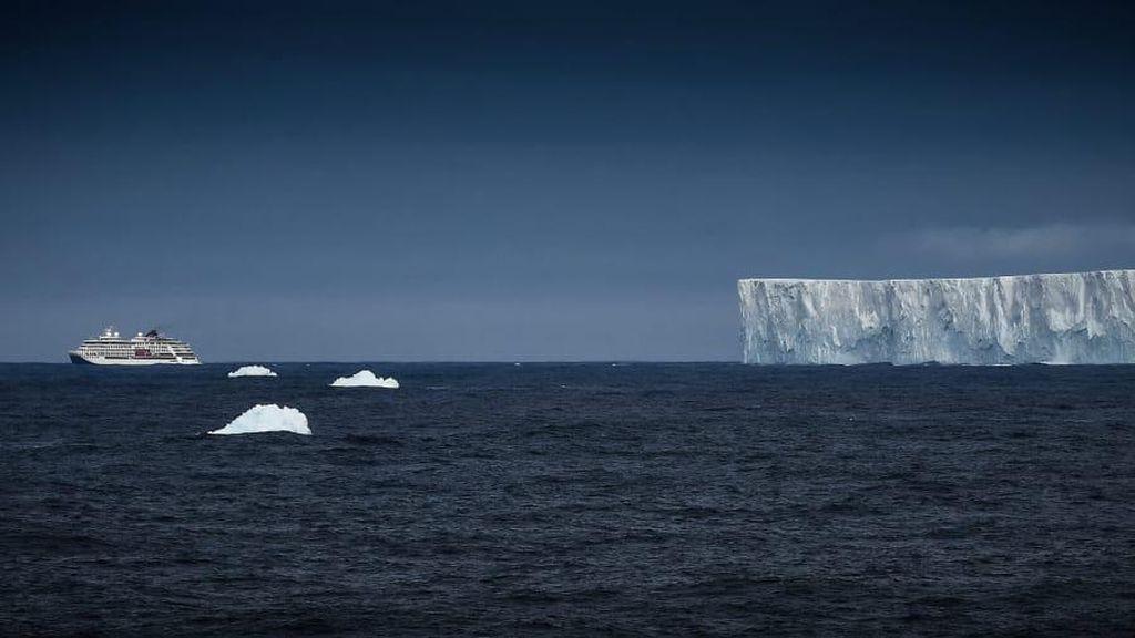 Antartika Terkini dan Dampak Corona ke Pariwisatanya dalam Foto