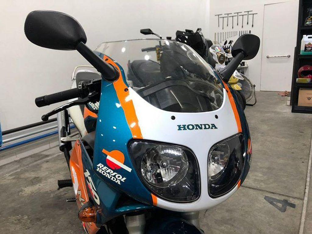Wujud Honda NSR 150 SP yang Naik dari Rp 20 Juta Jadi Rp 200 Juta
