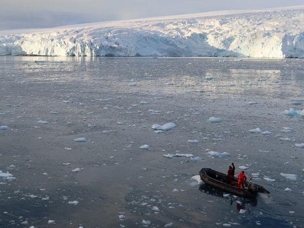 Virus Corona Menyebar di Antartika untuk Pertama Kali