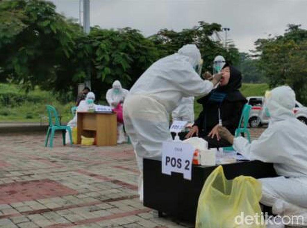 Petakan Sebaran Corona di Bandung Barat, 1.131 ODP-OTG Jalani Swab Test
