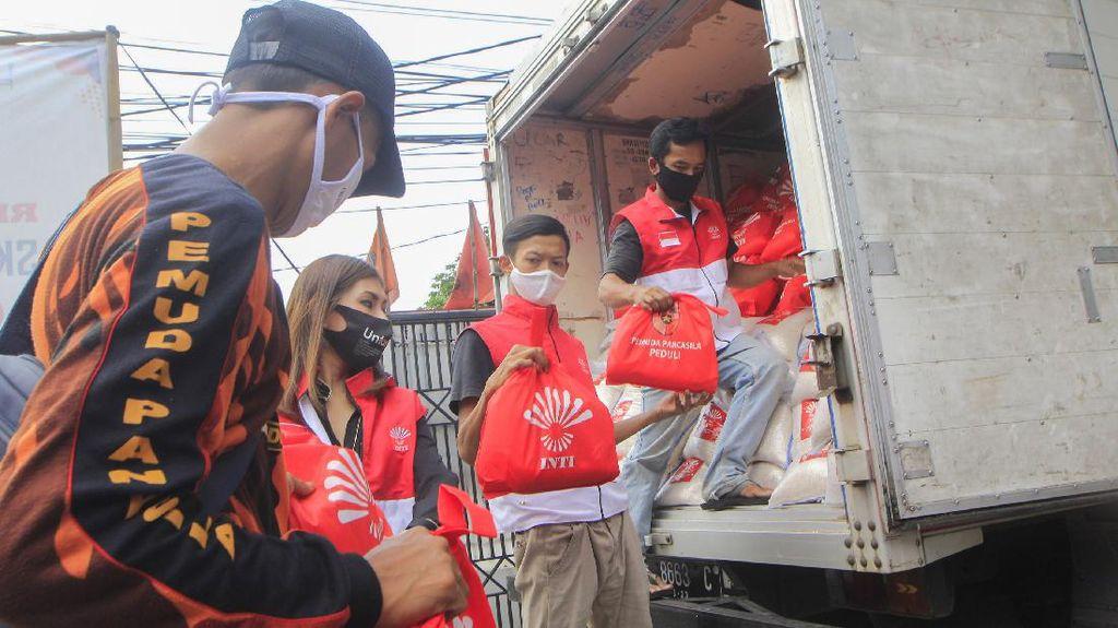 Donasi Kemanusian di Tengah Pandemi COVID-19