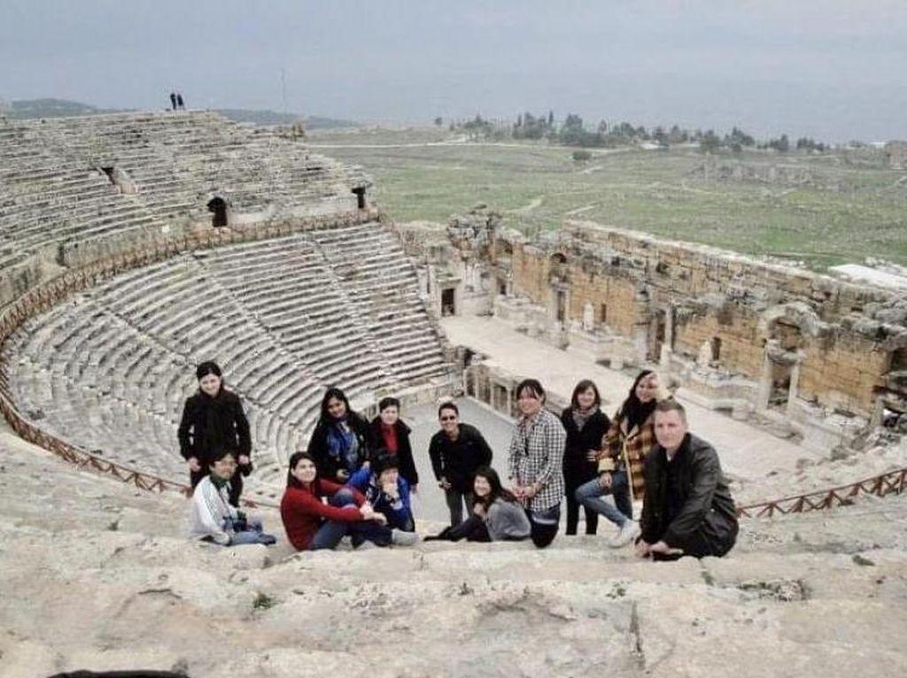 Mengunjungi Bekas Kota Yunani Kuno di Turki, Efesus