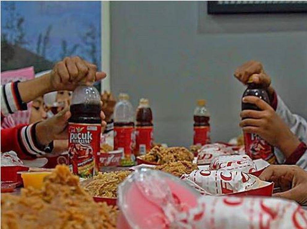 #WaktunyaKebaikan, Teh Pucuk Harum Ajak Masyarakat Bantu UMKM Kuliner