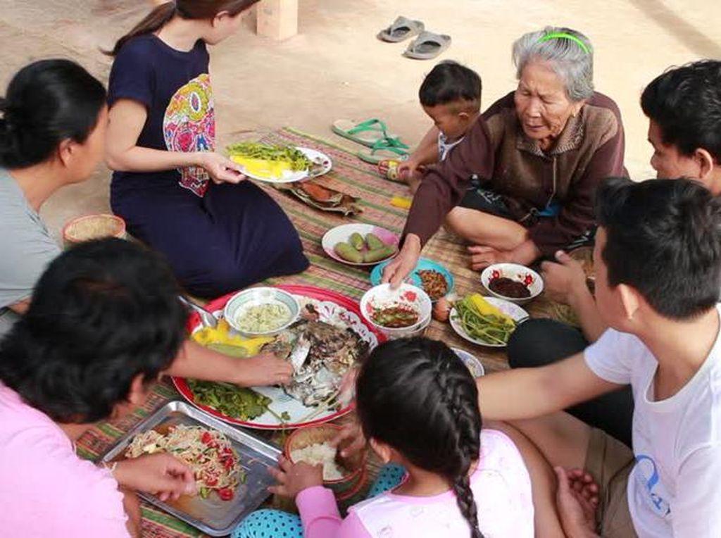 Jarang Masak dan Pakai Sumpit, Fakta Menarik Budaya Kuliner Thailand