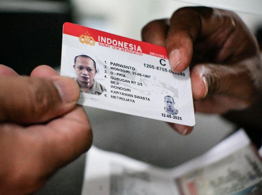 Penjelasan Polisi Soal Kabar SIM Gratis: Yang Bisa Rp 0 SKCK