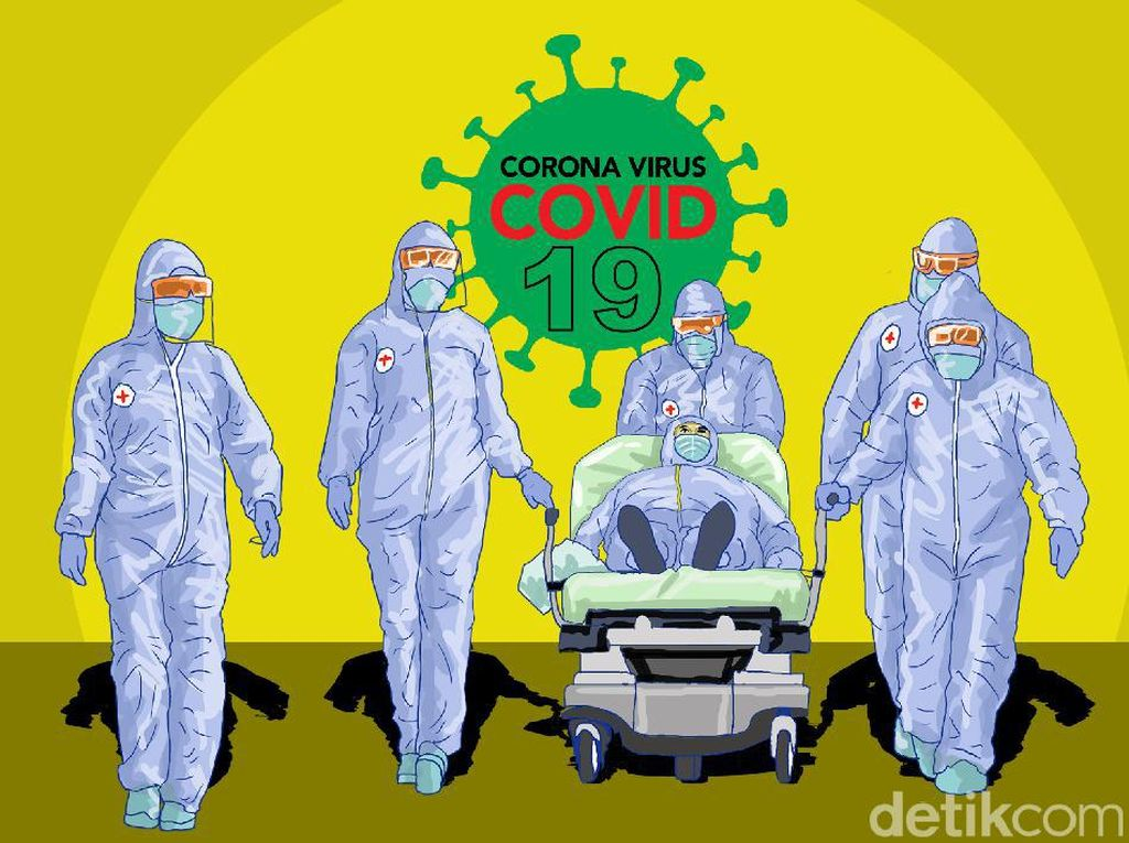 Ada 1.756 Pasien Sembuh Corona Hari Ini, Terbanyak di Jatim-DKI-Jateng