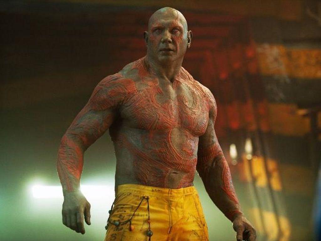 Dave Bautista Kesulitan Jadi Lucu Sebagai Drax