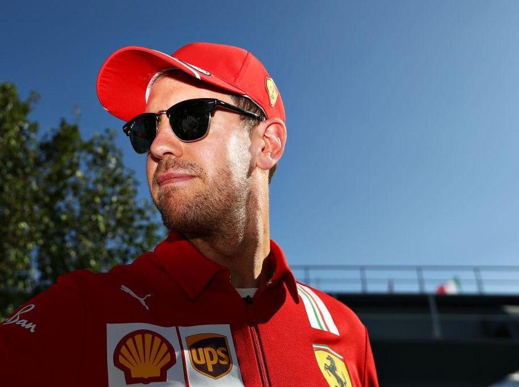 Selepas Ferrari, ke Mana Vettel Akan Berlabuh?