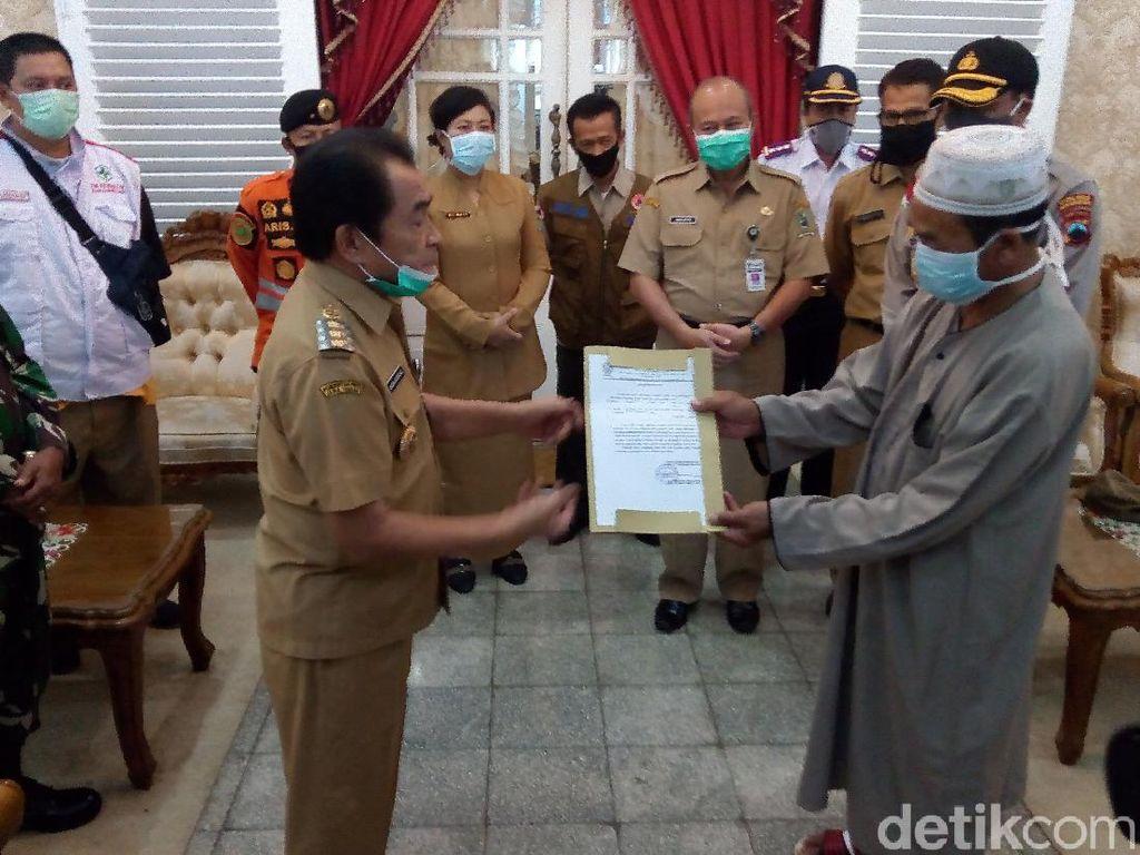 Kasus Corona di Banjarnegara Bertambah 2 dari Klaster Gowa