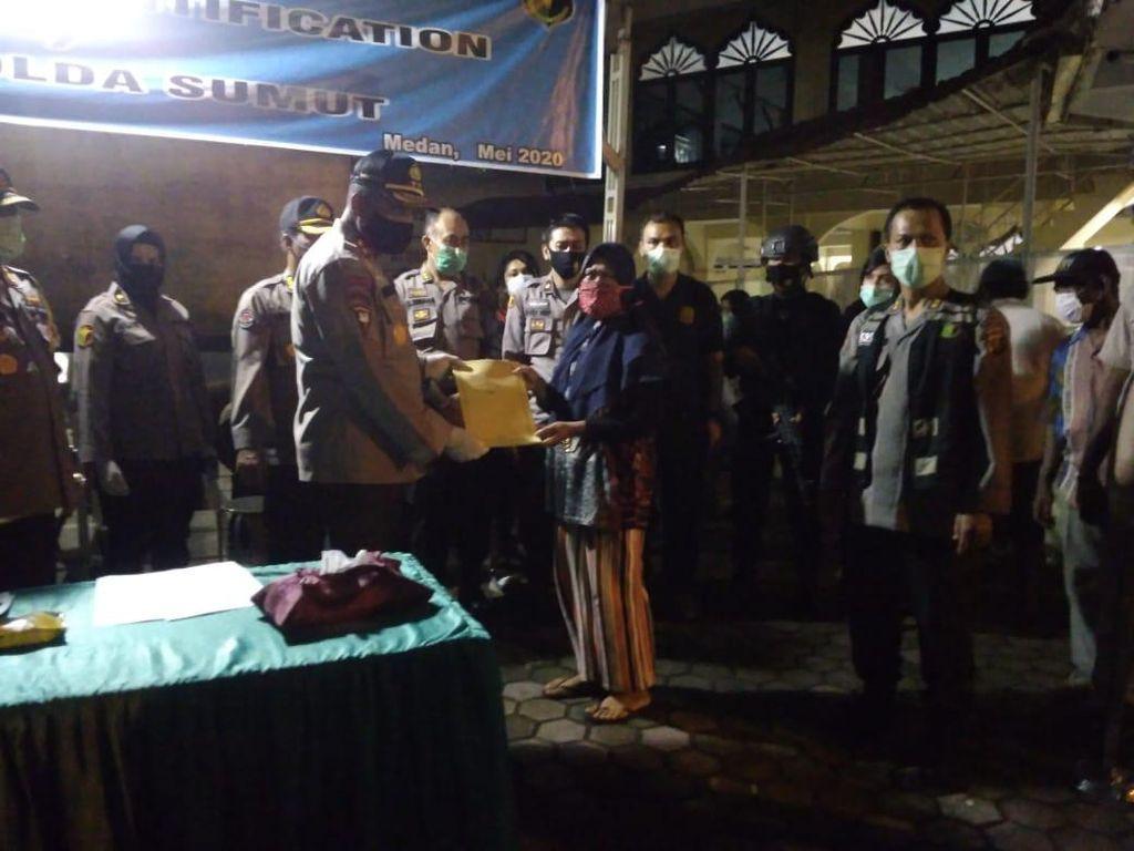Polisi Periksa 12 Saksi Terkait Kebakaran Kapal Tanker di Belawan Medan