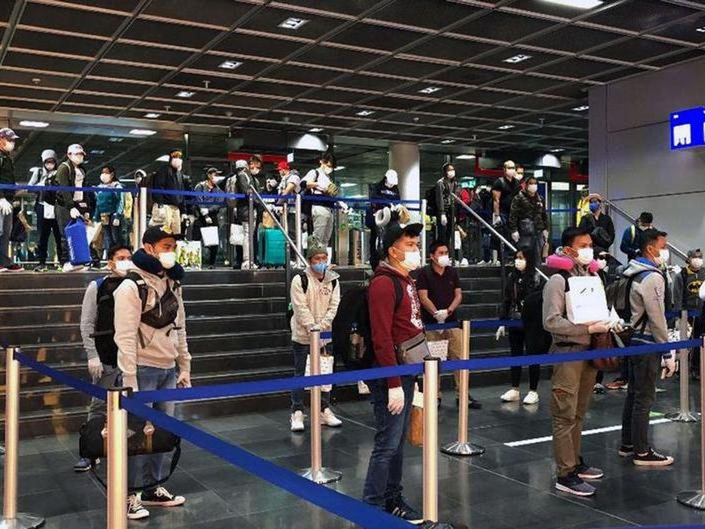 5 Fasilitas Khusus Buat TKI di Bandara Soetta