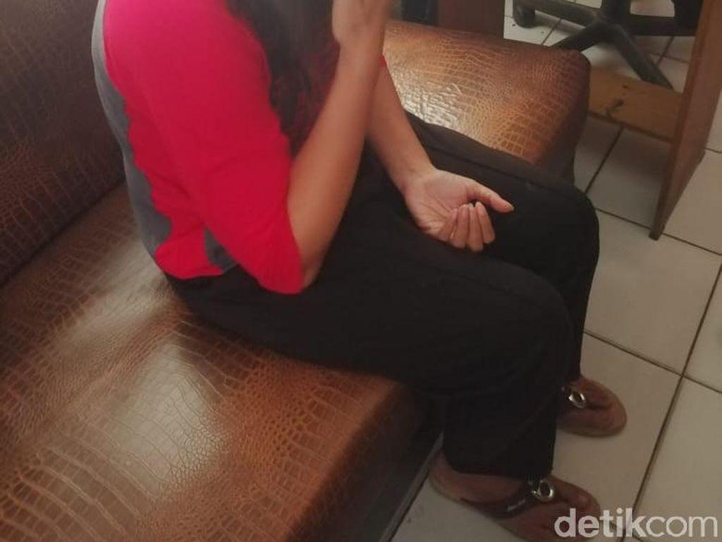 IRT Asal Brebes Kepergok Warga Curi Tas Pedagang Pasar di Subang
