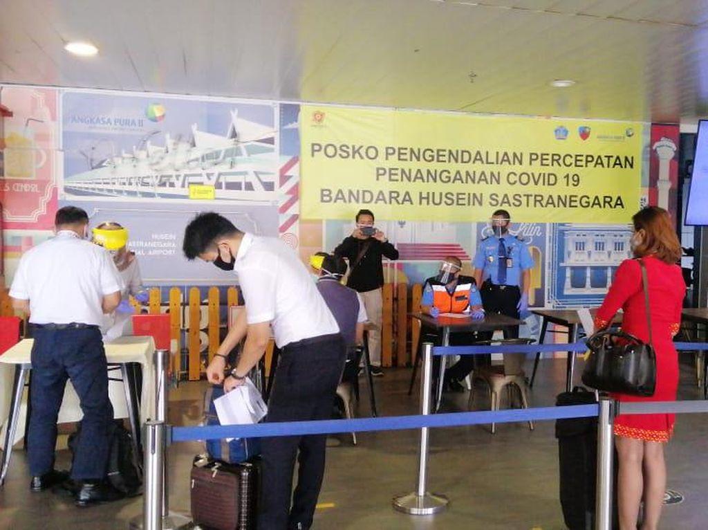 3 Dokumen yang Wajib Dibawa Penumpang di Bandara Husein Sastranegara