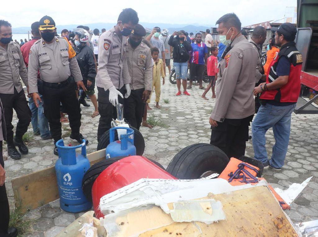 Fakta-fakta Terbaru Jatuhnya Pesawat MAF di Danau Sentani Papua