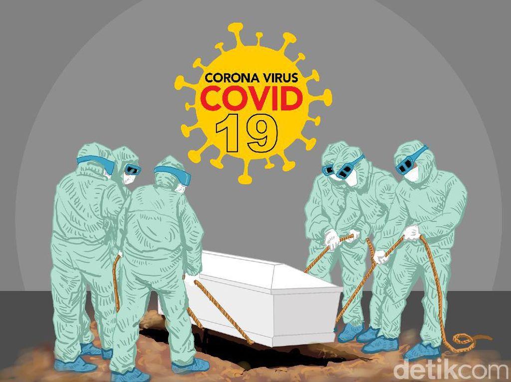 PB IDI: 3 Dokter Kembali Gugur Akibat COVID-19