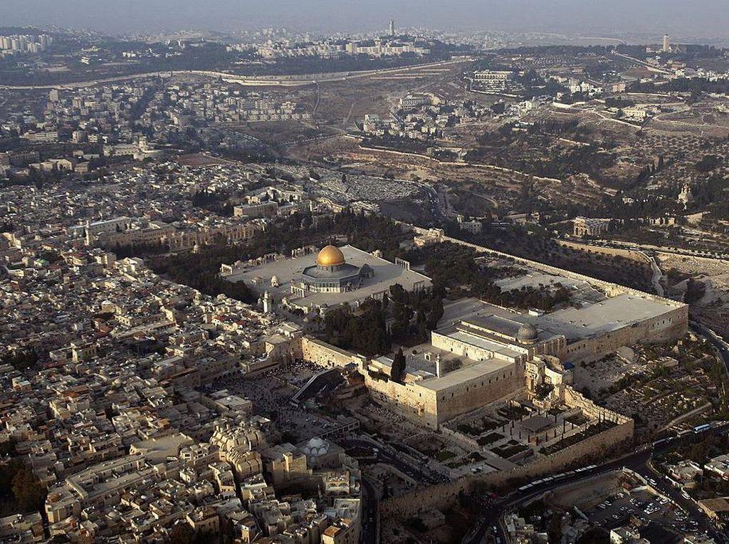 Yordania Protes Tindakan Israel Bubarkan Jemaah Palestina di Al-Aqsa