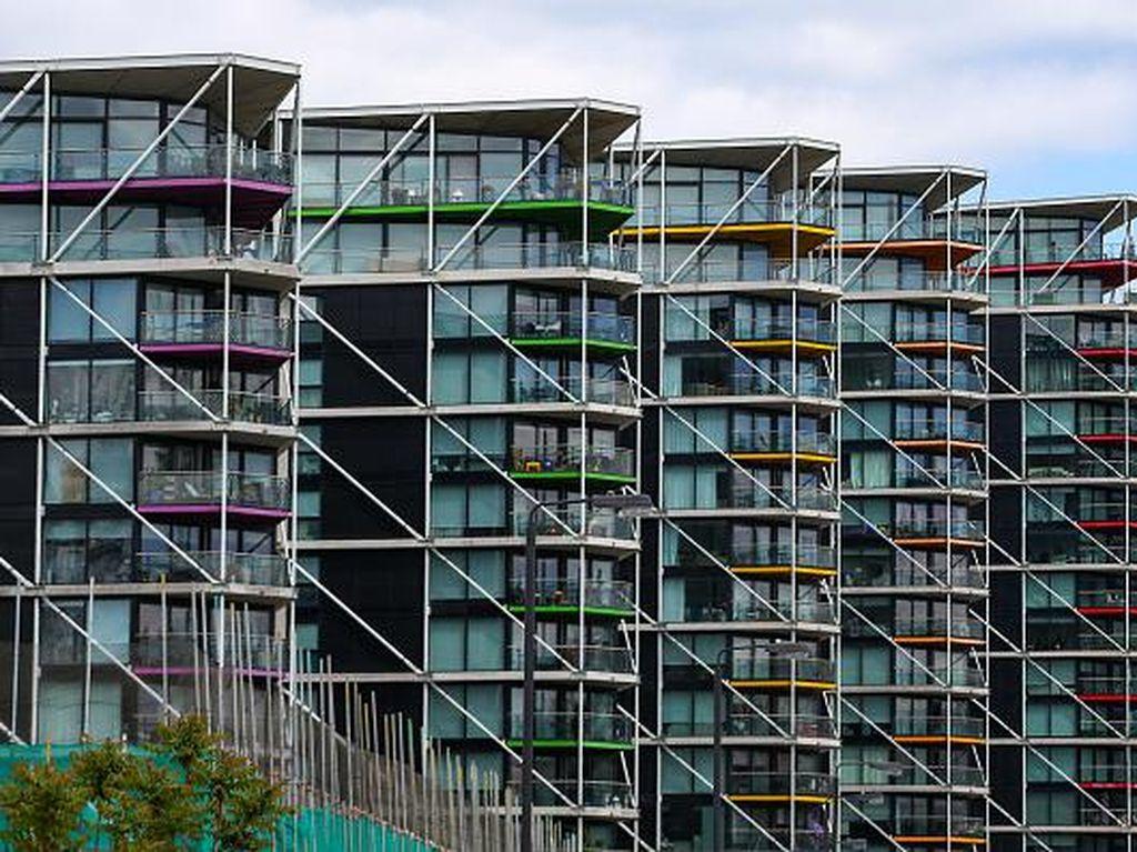 Dampak Pandemi, Harga Rumah Mewah di Inggris Makin Tak Menentu