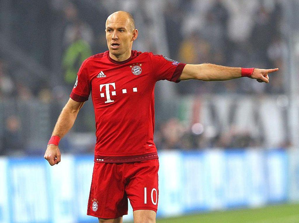 Siap Kembali dari Pensiun, Robben Bela Groningen Lagi?