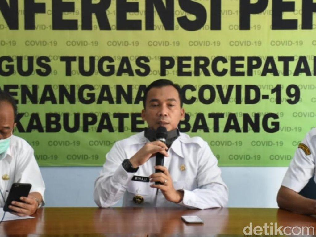 Kasus Positif Corona di Batang Tambah 11 Jadi 20, dari Nakes-Klaster Gowa