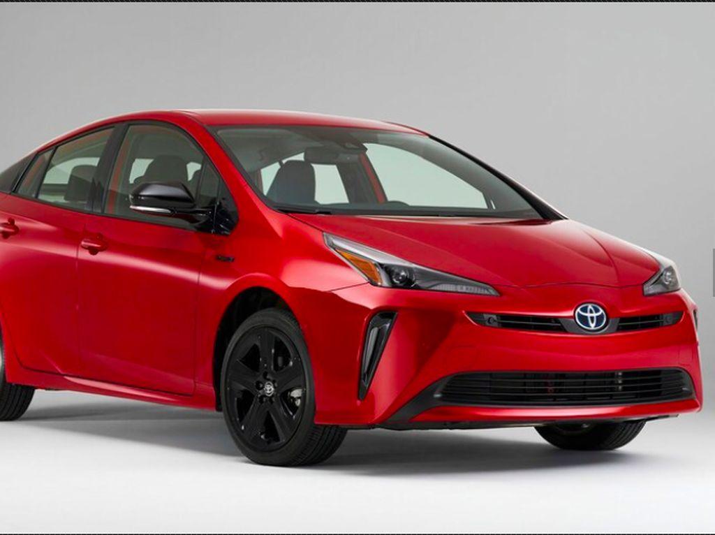 Toyota Prius Bakal Usung Android Auto