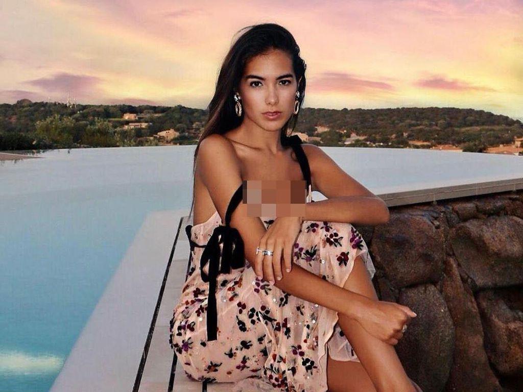 Pacaran dengan Playboy Miliuner Lebih Tua 27 Tahun, Model Ini Jadi Sensasi
